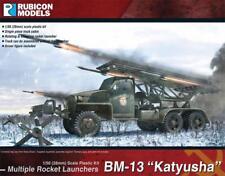 "BM-13 ""Katyusha"" 1/56 scale - Rubicon 280036 - P3"