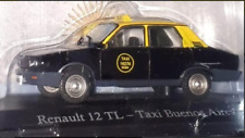 renault 12 TL  Argentina Taxi  1994  Taxi Collection Rare Diecast 1:43