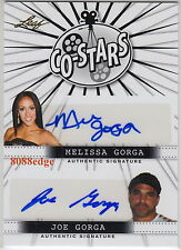 "2014 POP CENTURY CO-STARS AUTO: MELISSA/JOE GORGA - AUTOGRAPH ""REAL HOUSEWIVES"""