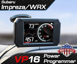 Volo Chip VP16 Power Programmer Performance Race Tuner for Subaru Impreza WRX