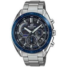 CASIO Edifice EFR-570DB-1BVUEF Chronograph Edelstahl NEU!!!