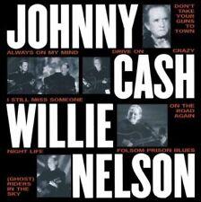 Johnny Cash & Willie Nelson - VH-1 Storytellers [New CD] UK - Import