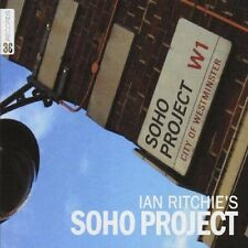 Ian Ritchie - Ian Ritchies Soho Project [CD]
