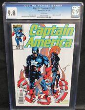 Captain America #v3 #20 (#487) (1999) Kubert Art CGC 9.8 White Pages Y611