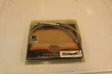 HARLEY DAVIDSON OEM NEW SPORTSTER BRAIDED THROTTLE AND IDLE CABLES XL1200C
