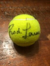Rod Laver Signed Tennis Ball PSA DNA Coa Autographed
