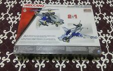 Meccano Tactical Copter Model Kit