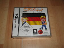 MIND YOUR LANGUAGE LEARN DEUTSCH ALEMAN PARA LA NINTENDO DS NUEVO PRECINTADO