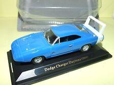 DODGE CHARGER DAYTONA 1969 Bleu FABBRI 1:43