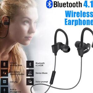 Bluetooth Wireless Headphones Earphones for Android All Apple Iphone UK SELLER