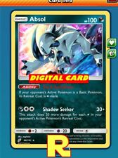 Absol (Dark Ambition) - for Pokemon TCG Online (ptcgo in Game Card)