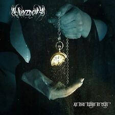 WHYZDOM - AS TIME TURNS TO DUST   CD NEU