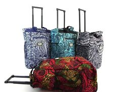 New Shopping trolley shopping bag on wheels long handle weekend bag