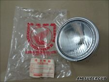 Genuine Honda C50 C65 C70 C90 HEADLIGHT LAMP ASSY STANLEY P/N 33100-087-003 NOS
