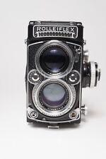 Rolleiflex 2.8E 80mm Schneider-Kreuznach Xenotar Maxwell Screen CLA by Oceanside