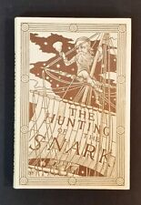 Lewis Carroll - The Hunting Of The Snark - ill Henry Holiday - hbdj1980