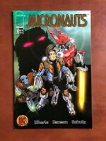 Micronauts #1 7.5 VF Image Key Issue Comic Book Dynamic Forces Variant