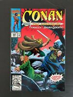 CONAN THE BARBARIAN #260 MARVEL COMICS 1992 VF+