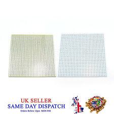 Soldering Stripboard Glass Fiber 8 x 8cm 2.54mm Universal Circuit Board PCB