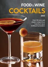 Food & Wine Cocktails 2015-ExLibrary