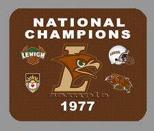 Item#4318 Lehigh Mountain Hawks Championship Football Banner Mouse Pad