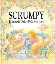 Bearded Collie Beardie Hardback Children's Book: Scrumpy