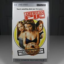 American Pie UMD Movie (PSP) Pre-Owned Tested Working 🚛 Fast Free Shipping