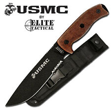 KNIFE COLTELLO DA CACCIA ELITE TACTICAL 21T USMC SURVIVOR SOPRAVVIVENZA SURVIVAL