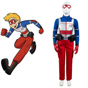 Kids Henry Danger- Henry Cosplay Costume Outfits Halloween Carnival Suit