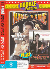 Ring of Fire-1991-Don Wilson/Ring of Fire:2-1993-Don Wilson-Movie-DVD