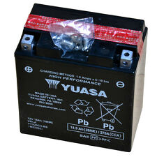Yuasa YTX20CH-BS Motorrad Batterie für Honda Kawasaki Suzuki Moto Guzzi Gilera