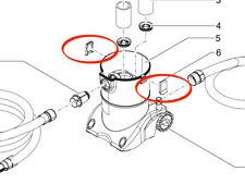 Oasi di ricambio parentesi pondovac 3/4/5 pezzo di ricambio sostituzione stagno 44026 (29464)