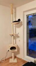 Huge Cat Tree House Scratching Post Climbing Kitten Scratch Play Sleep Bed Den