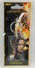 New The Hunger Games Catching Fire Katniss Combination Lucite Key Ring Keychain