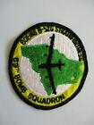 Vietnam Maine INVB Boeing B-52G Pilot 69th Bomb Squadron Patch #2