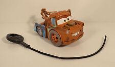 "5.75"" Mater Rip Stick Racers PVC Plastic Tow Truck Disney Pixar Cars"