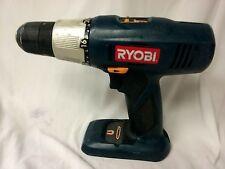 Ryobi 3/8'' Chuck Cordless Drill/Driver 18V (P205)