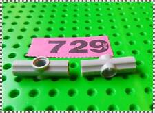 729 LEGO 32034 Technic, Axle and Pin Connector Angled #2 - 180 degrees x 2 Pcs