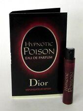 Dior Hypnotic Poison Eau de Parfum EDP for Women .03 oz 1 ml Spray Vial New