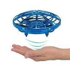UFO MINI DRONE INTERACTIVE AIRCRAFT SENSORE QUADRICOTTERO VOLANTE INFRAROSSI