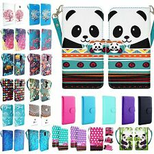For Samsung Galaxy Note 5 Flip Cover Phone Case Hybrid PU Leather Wallet Pouch