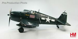 "Hobby Master 1:32 Grumman F6F-5 Hellcat ""MINSI III"" Cdr. David McCampbell"