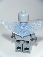 NEW LEGO BATMAN BLUE BEETLE MINIFIGURE LIGHT-TRANS WING PART X1