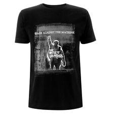 Rage Against The Machine T Shirt Bola European Tour Official Rock Metal Battle