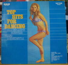 SAM SKLAIR'S ELECTRIC PIANO&ORCHESTRA TOP HITS FOR DANCING GERMAN PRESS LP RCA
