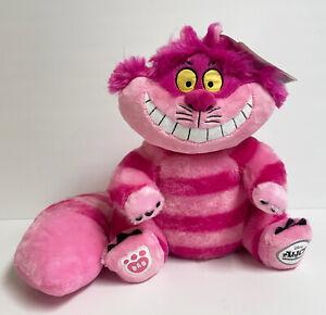 NEW Build-A-Bear BABW Disney Alice in Wonderland CHESHIRE CAT Plush - NEW w/Tags