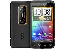 HTC  EVO 3D ✔ schwarz ✔ Android Smartphone ✔ Handy ohne Vertrag ✔