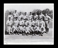 STRIKING! 1921 Detroit Tigers Team Vintage Photo Featuring Super Star TY COBB