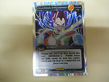 Dragon Ball Z DBZ UR142 Villainous Empowerment Heroes and Villains Panini Ultra