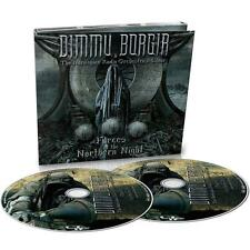 Forces of the Northern Night DIMMU BORGIR 2 CDSET ( FREE SHIPPING)